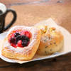 ピアーズカフェ - 料理写真: 人気のベーカリーセット♪是非、コーヒーとどうぞ。