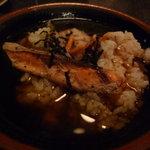 神戸食堂 - ☆鮭茶漬け(^_-)-☆