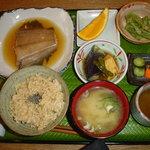 旬菜ダイニング らかんか - 日替わりランチ