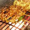 炭焼てんがらもん - 料理写真:備長炭で焼き上げる焼鳥はとてもジューシー