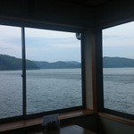 レストハウス 湖畔 -  水月湖 湖畔
