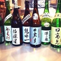 宮城県の地酒やプレミアム焼酎