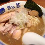 麺や葵 - やっぱり美味しい!