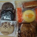 27744663 -  焼き菓子
