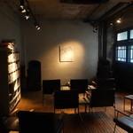 JAZZ茶房 靑猫 - 内観写真: 奥の部屋