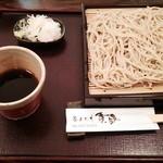 蕎麦切り 素朗 - 料理写真: せいろ800円♪