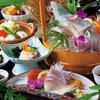 魚庵 千畳敷 - 料理写真:平日お昼数量限定 活きイカコース 3024円