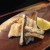 おひげ寿司 - 料理写真:140531 穴子白焼き