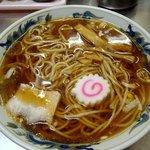 江ぐち - ラーメン(450円)