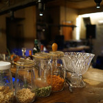 bar soundmarket - カウンター席