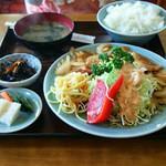 ガシュラット - 豚肉生姜焼き定食