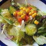 カフェテラスR - 料理写真:サラダ