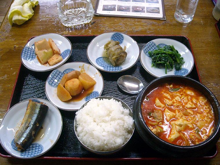ソウル食堂
