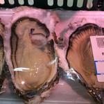 新鮮市場フレッツ 魚屋シュン -  牡蠣(2014.05)