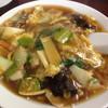 中華の店チャイ - 料理写真:中華丼。580円。