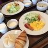 レラモシリ - 料理写真:今日の朝!