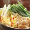 鳥八 - 料理写真: 鶏辛鍋