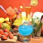 Bar&Dining tree - フレッシュフルーツカクテル