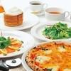 ナポリのかまど - 料理写真:ランチセットの一例