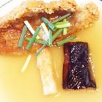 丸角 - 赤魚のおろしあえ。