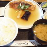 丸角 - 赤魚のおろしあえ定食¥900