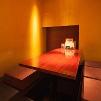贅沢な離れのVIP個室で和食プライベート空間を御堪能下さい。
