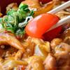 とり藤 - 料理写真:おススメ!【こだわり玉子の親子丼 680円】当店、丼もので一番人気のメニューになります♪