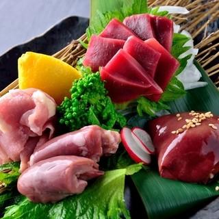 地鶏宴会コース4000円~ご用意しております。各種宴会に★