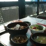 レストランさくら - 鶏の照焼丼
