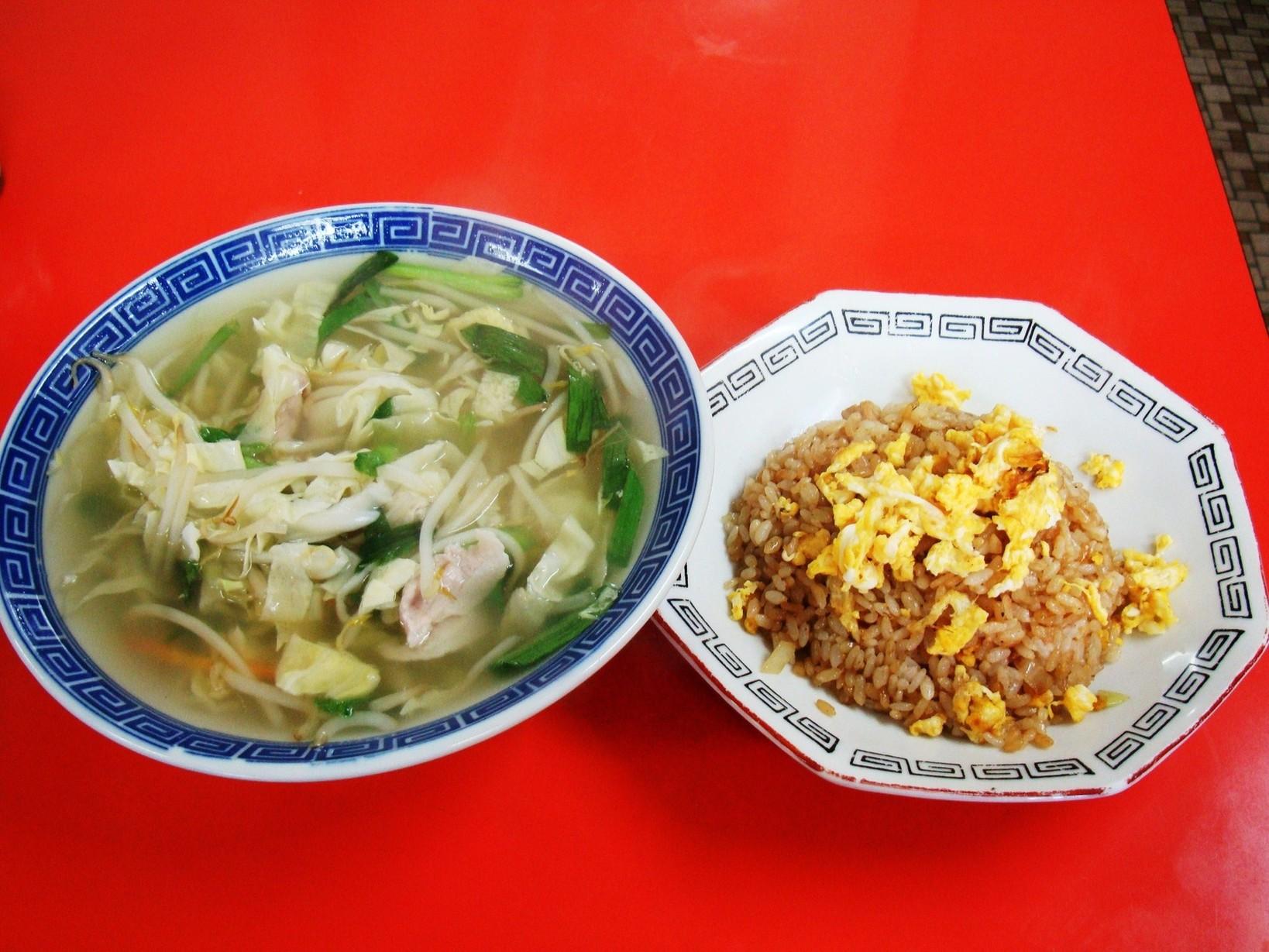 中華 三楽