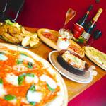 リトロヴォ - WineやPizzaをお気軽に!いつでもお待ちしております。