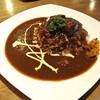ブージーズ - 料理写真:CAFE BOOZY'S・ビーフカレー¥720(2014.03)