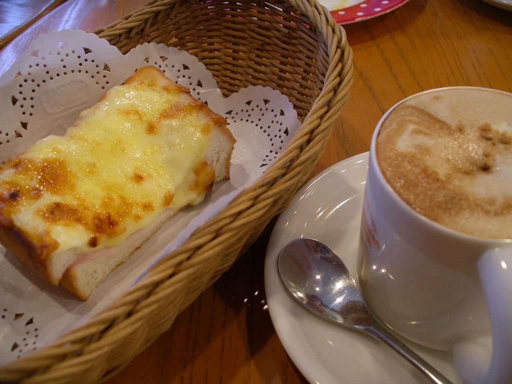 ナガハマコーヒー 山王店