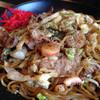 鉄板焼 ちゃん - 料理写真:富士宮やきそば。