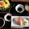からと屋 - 料理写真:茶そば寿司御膳 1,620円
