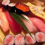 寿司の美喜仁 - 料理写真:上寿司