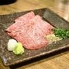 焼肉問屋 くに家 - 料理写真:薄切りみすじ(1,180円)