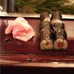 菊寿司 - 巻物
