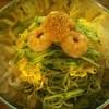 芝蘭 - 料理写真:翡翠麺