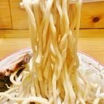 バリ男 - 麺アップ