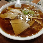 そば川柳 - ワンタン麺