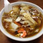 そば川柳 - 広東麺