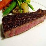 レストラン・フォレスト - 五島牛サーロインステーキ