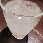とりひめ - チューハイレモン