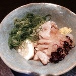 とりひめ - 鶏皮おろしポン酢