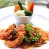 カジュアルレストラン カリヨン - 料理写真:仔羊とハチノスの煮込み クスクス添え