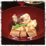 大戸屋 ごはん処 - メロカマだよ。医者の指導通り8時前に食べ終えた(*^_^*)