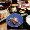 魚女眞 - 料理写真:2014.5 ランチ。これにデザート付