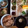 直島つり公園 レストハウス - 料理写真:鯛刺身定食1,000円
