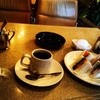ブルーメ - 料理写真:モーニングセット